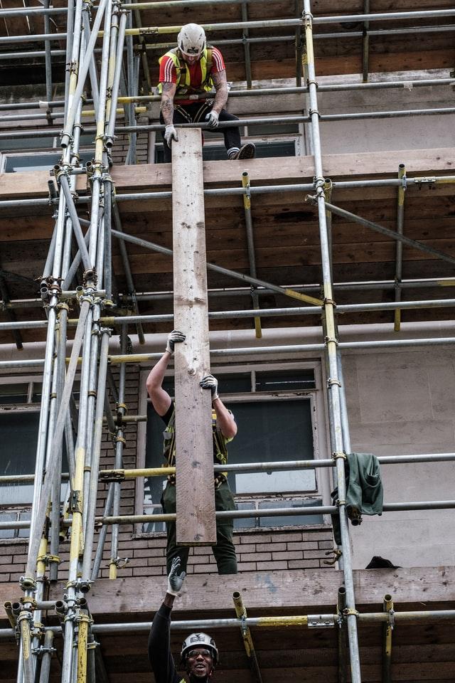 Buyer Demand Driving Construction Up